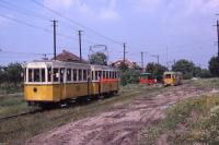 Imagine atasata: ORIGINAL TROLLEY SLIDE Timisoara Romania 106-105 Scene;July 1980.JPG