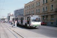 Imagine atasata: Timosoara trolleybus - 1992.jpg